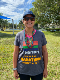 Erika marathon profile